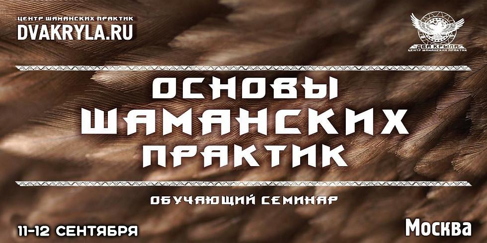 """Семинар """"Основы шаманских практик """"Два Крыла"""""""