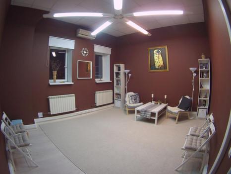 Шоколадный зал