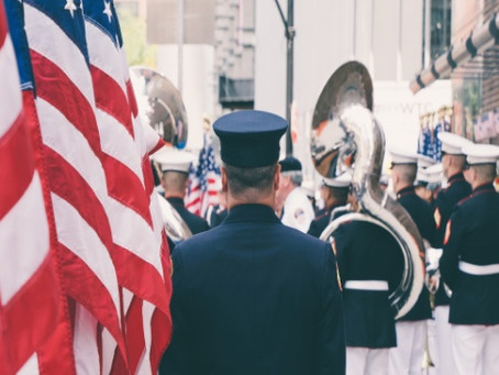 May Is Military Appreciation Month: 5 Financial Tips For Every Military Family.