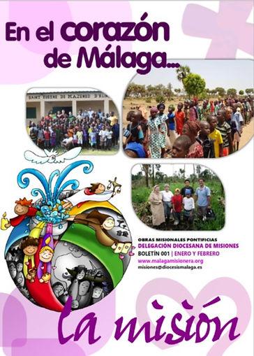 En el corazón de Málaga... la Misión