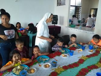 Comedor Infantil - Misión Diocesana