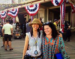 Sharon Watt & Holly Unterberger