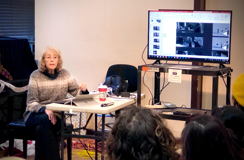 Randi Feldman workshop Dec 2019