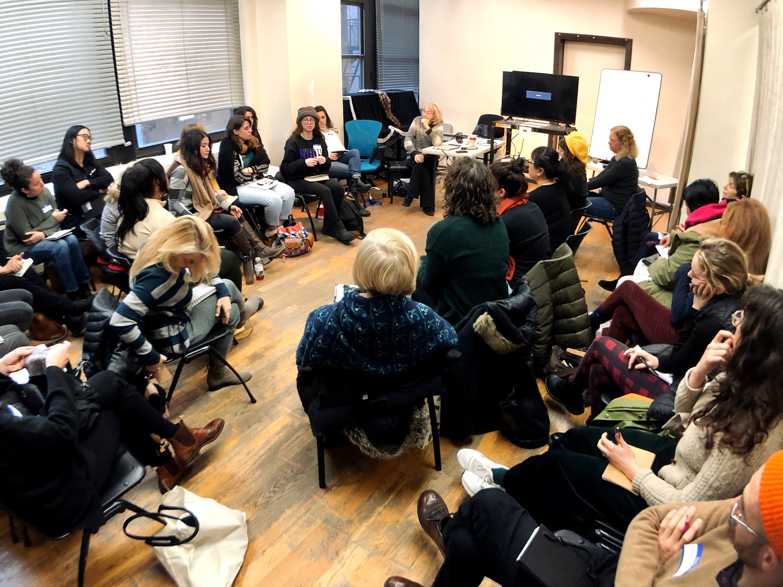 Randi Feldman workshop 2019
