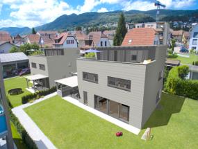 Neubau 2 EFH Hägendorf