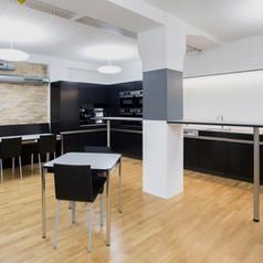 Reorganisation Cafeteria