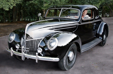 """""""1939"""" Ford Coupe"""""""