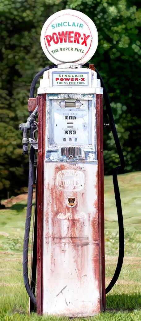 """Peeler's Pump"""