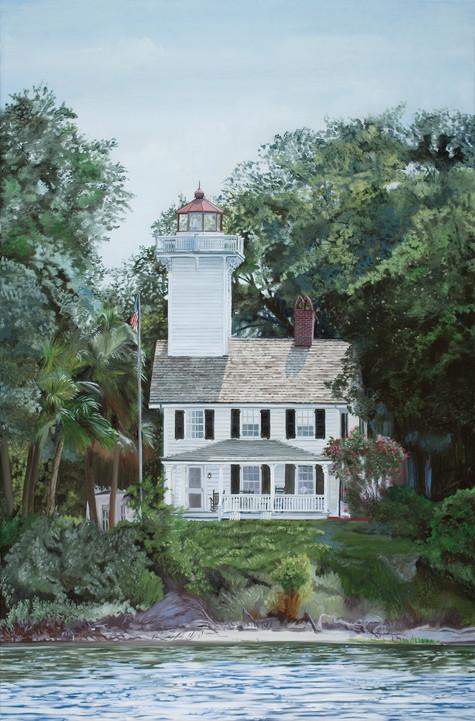 """""""Haig Pointe Lighthouse"""""""
