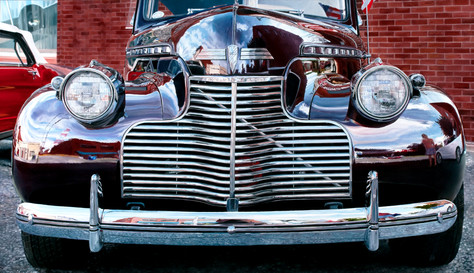 """""""1940 Chevy Coupe"""""""