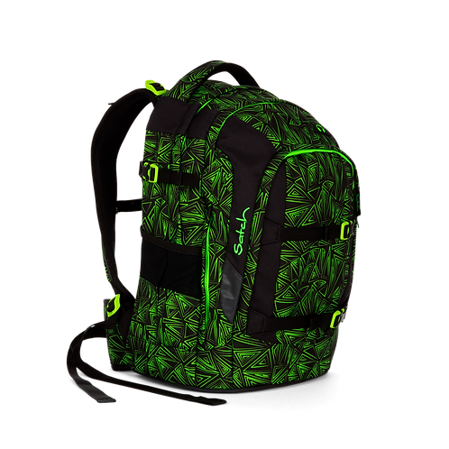 """Satch Pack """"Green Bermuda"""""""
