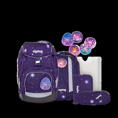 """Ergobag Pack """"Bärgasus Glow"""", 6-teilig"""
