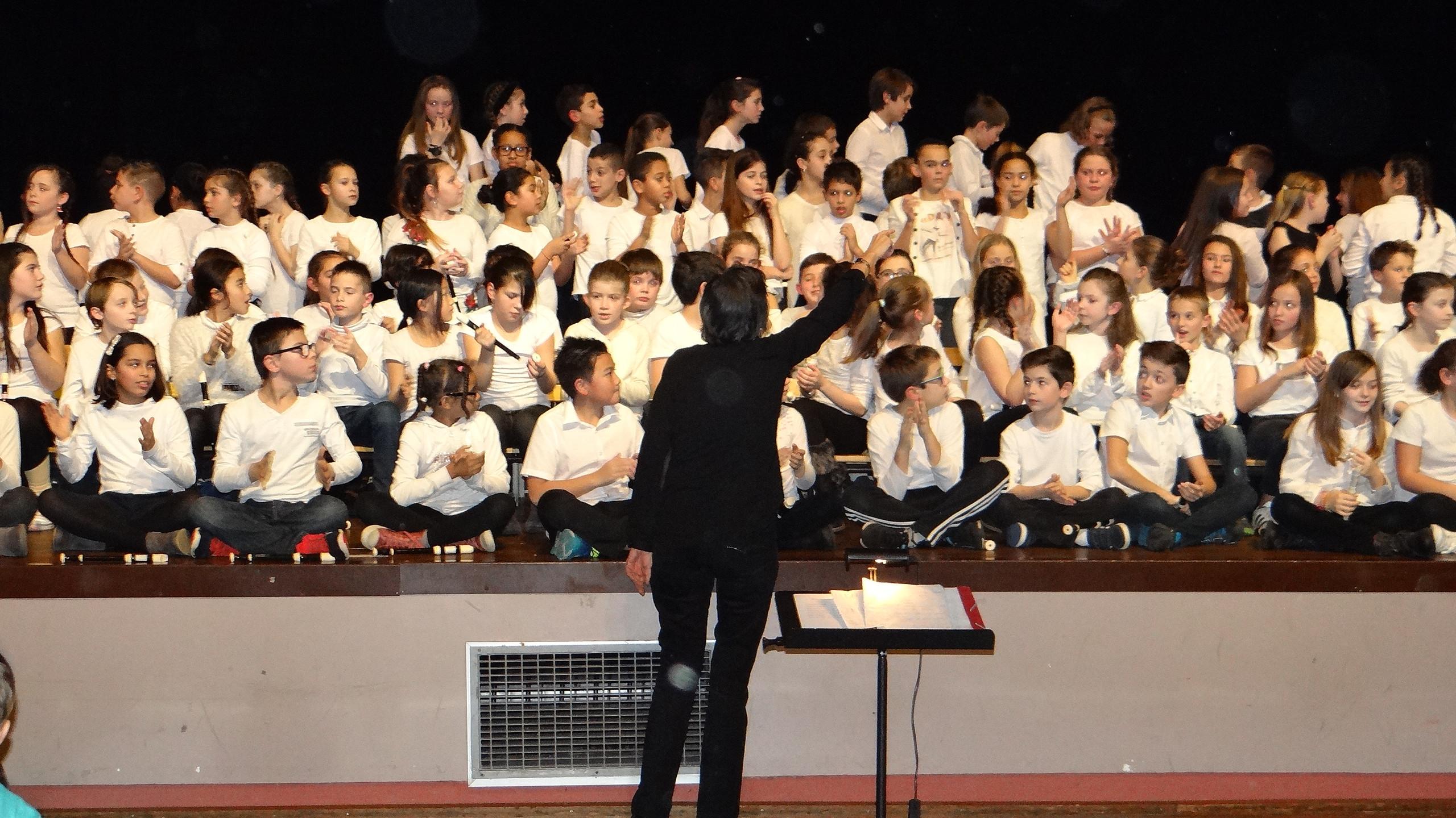 Concert de Noël des Ecoles d'Irigny