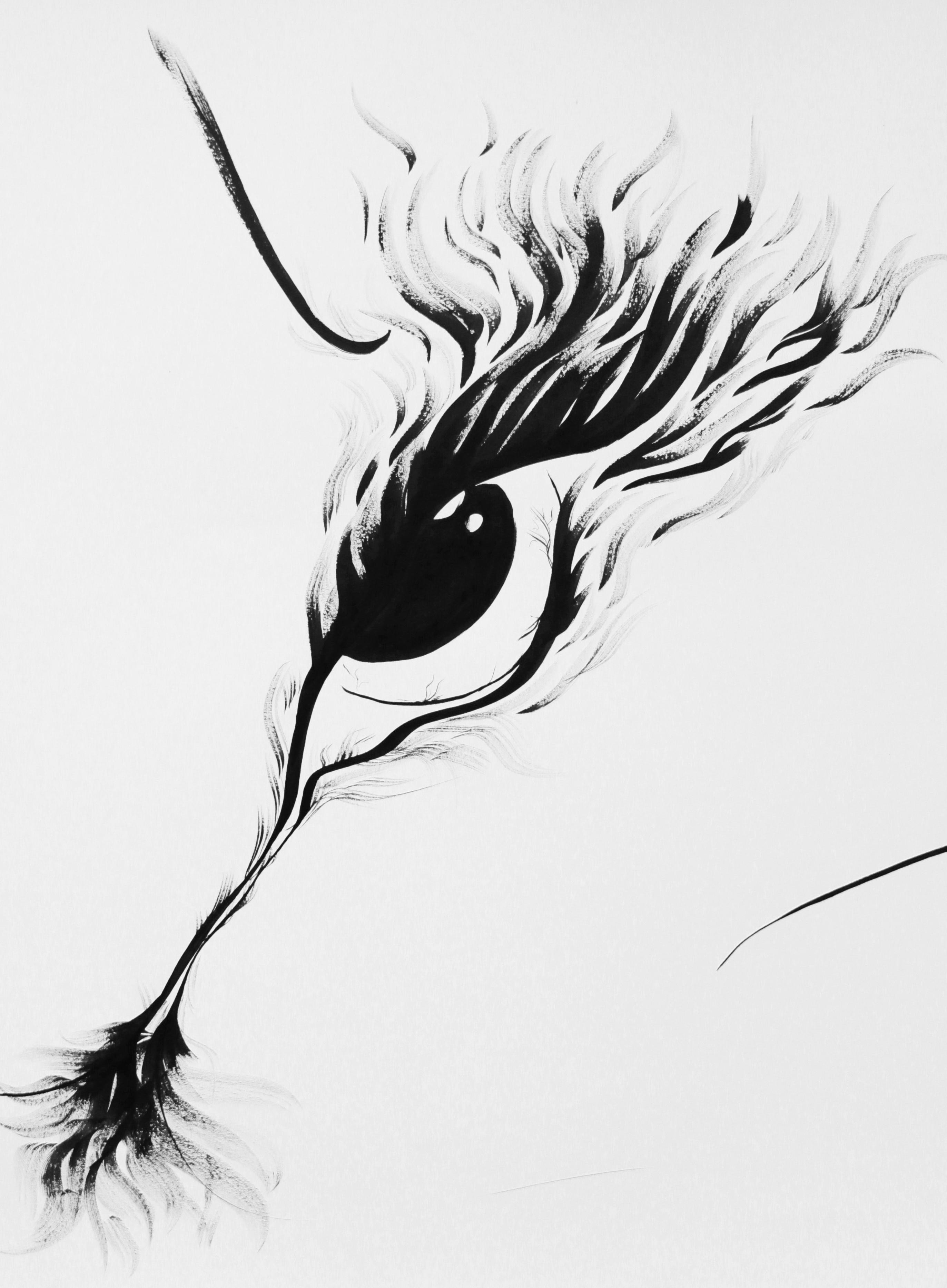 V eye