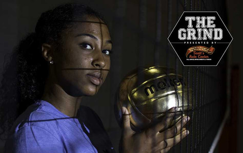 "THE GRIND: South Forsyth's Jordan brings the ""heart and soul"" to volleyball team"