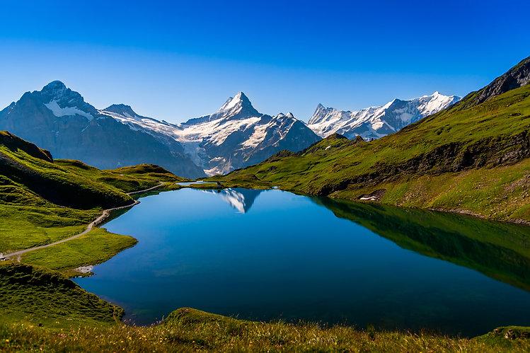 Mountain Lake - Switzerland.jpg