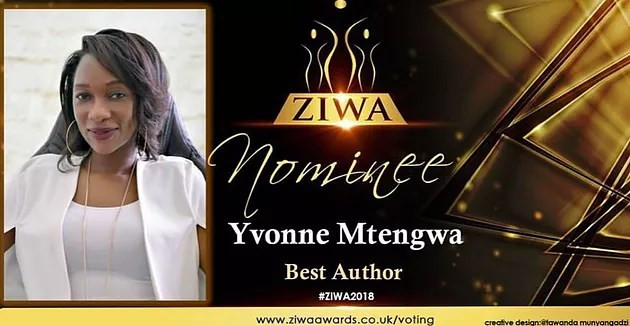 Am up for a Zimbabwe International Women's (ZIWA) Award!!!