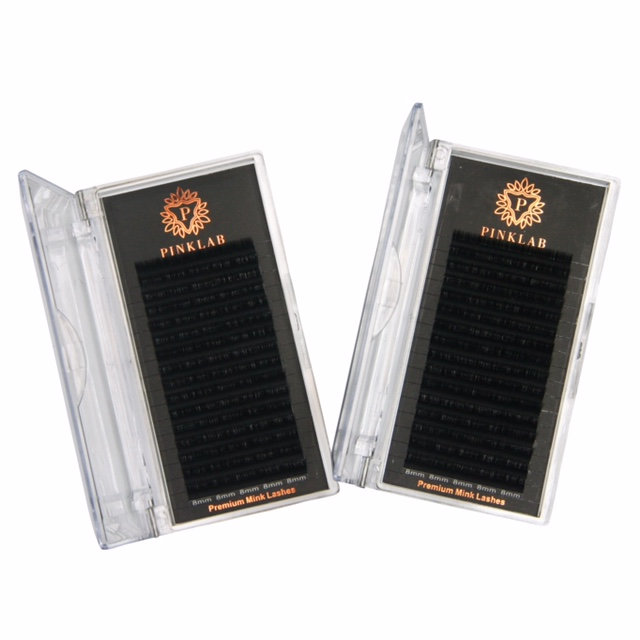 6235eb4d731 Mink Eyelash Extension Premium mixed tray CC.12 Curl 8-15mm by PINKLAB |  pinklab-cosmetics