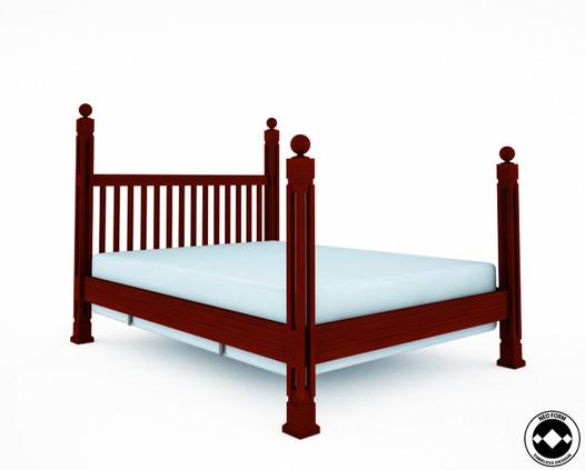 Xerxes Bed