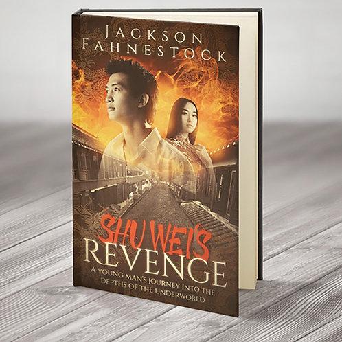 Shu Wei's Revenge, paperback novel