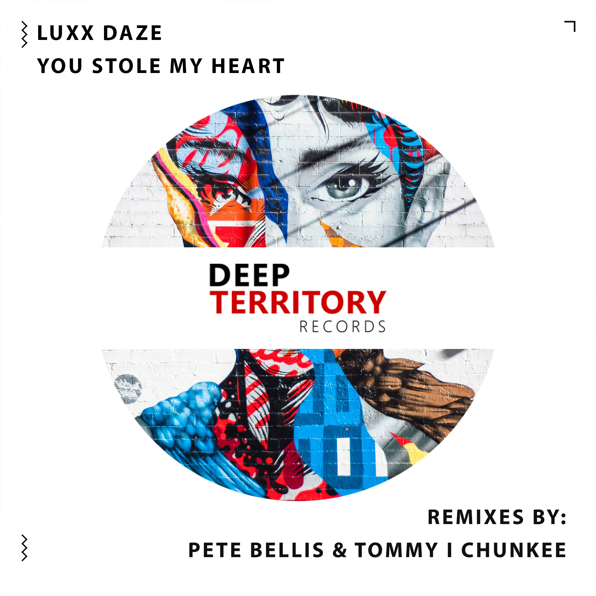 Luxx Daze - You Stole My Heart