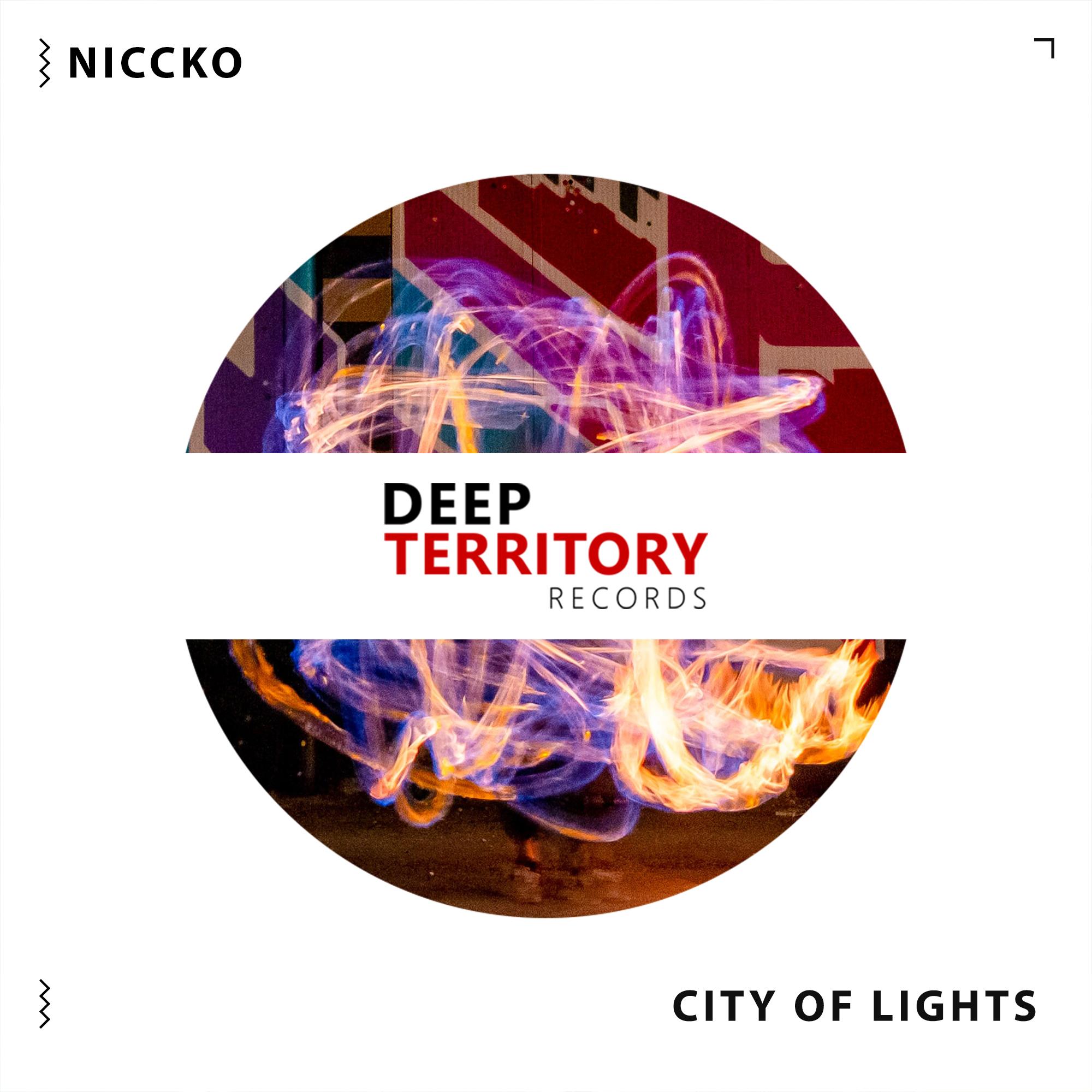 niccko city of lights cover