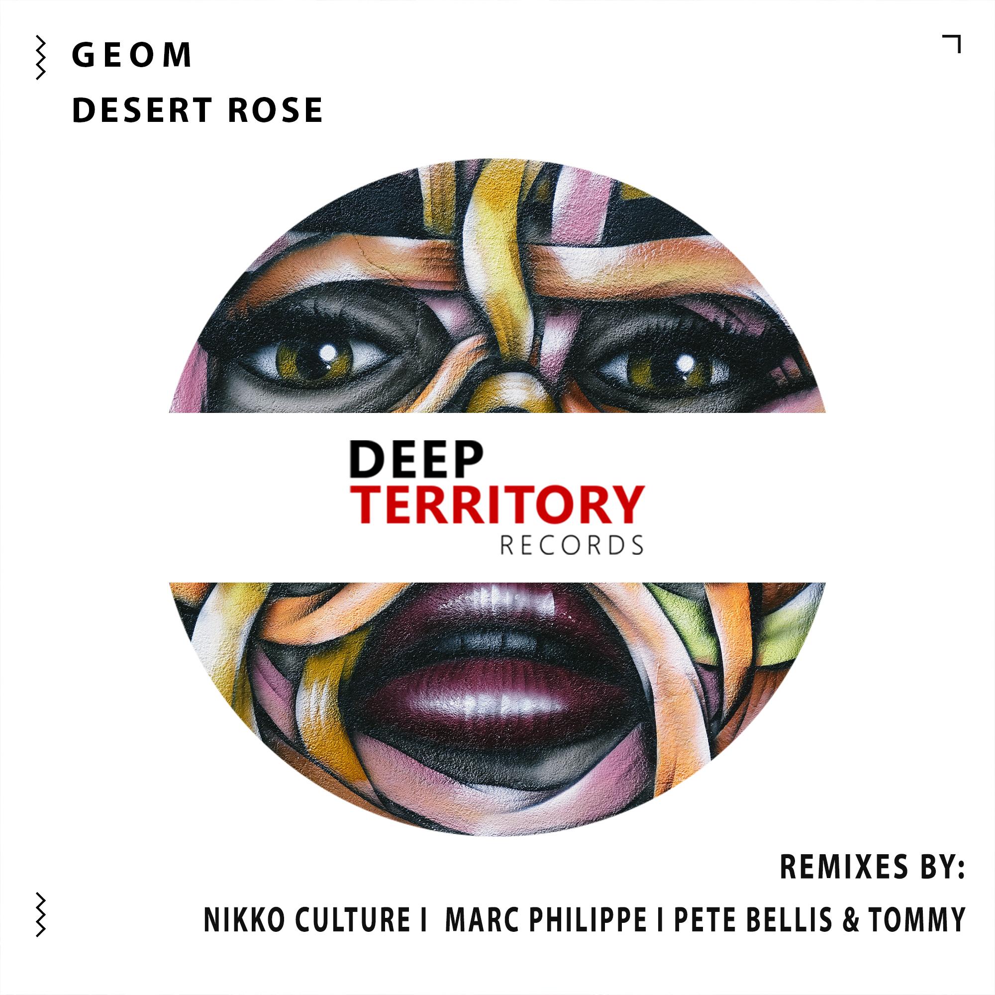 GeoM - Desert Rose
