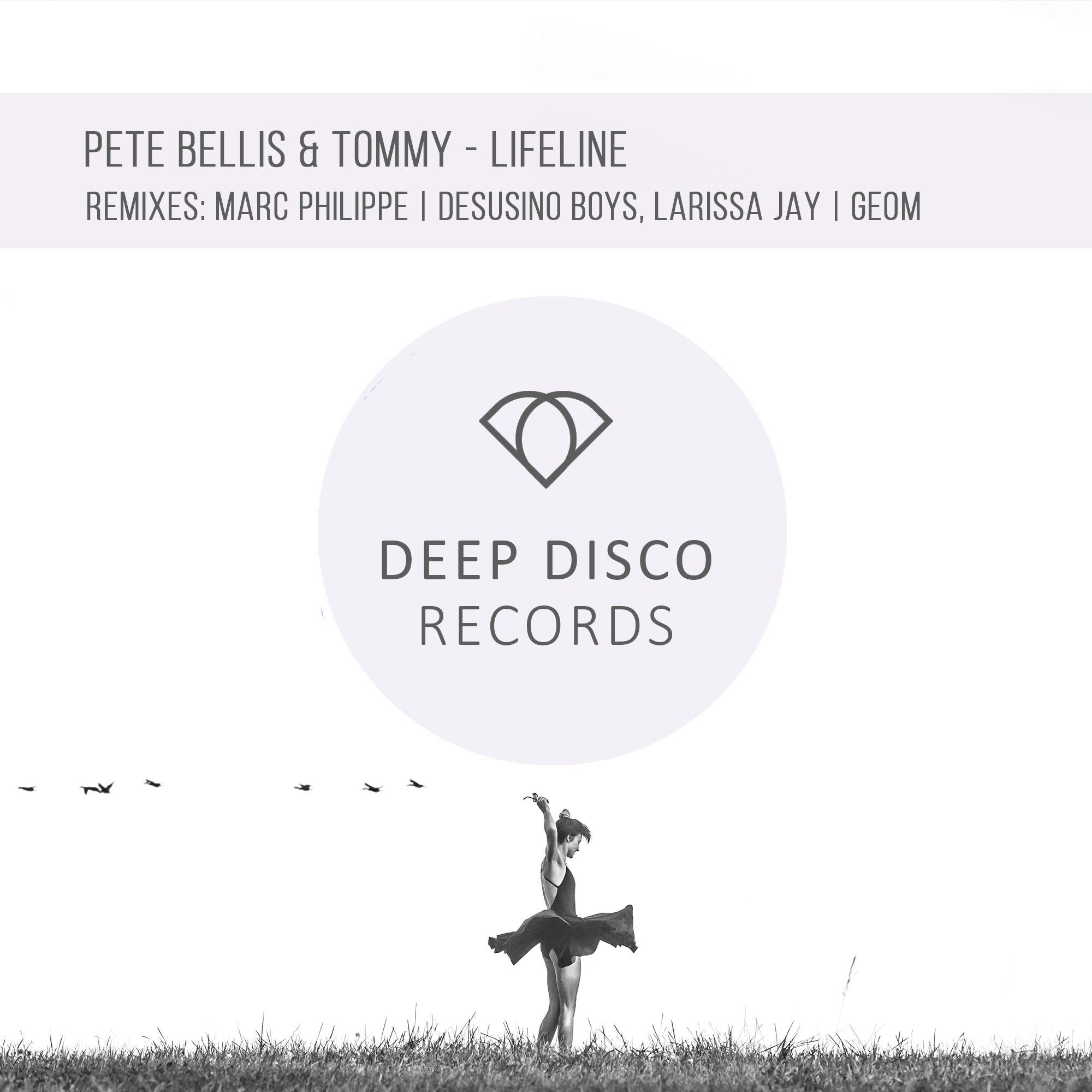 Pete Bellis & Tommy - Lifeline