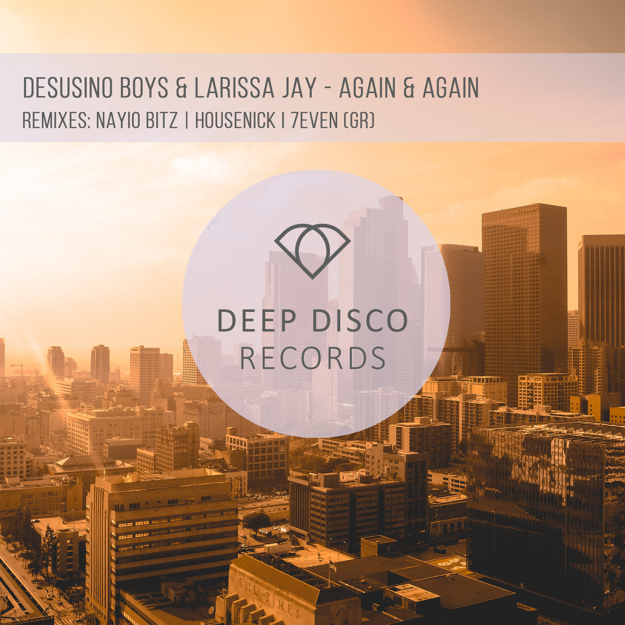 Desusino Boys - Again & Again