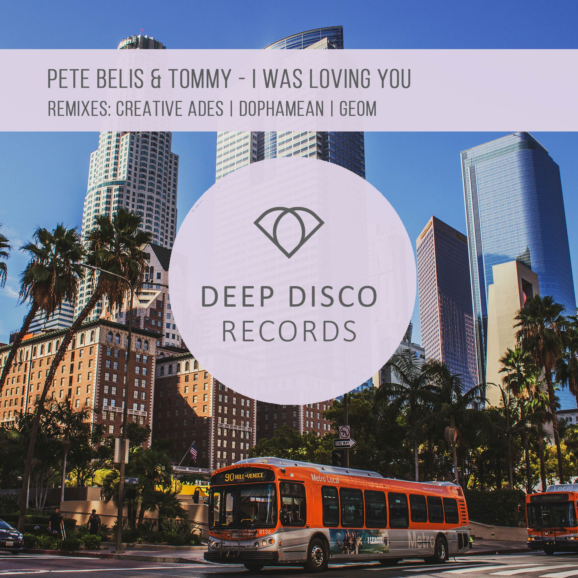 Pete Bellis & Tommy - I Was Loving You