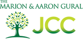 The Marion & Aaron Gural JCC logo