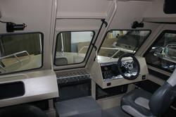 Алюминиевый катер ALDAN 8427-42