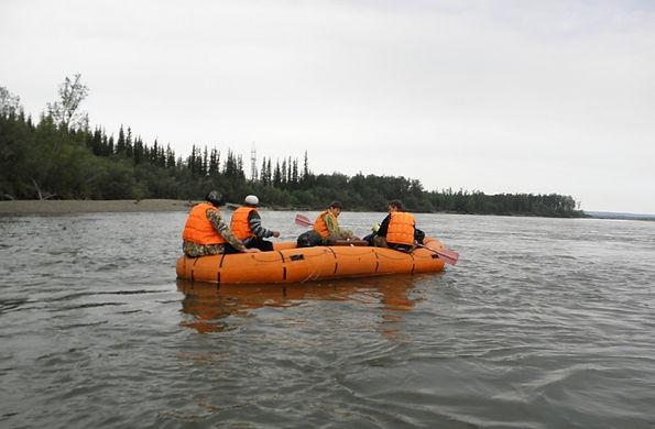 ЛВТ-10 надувная лодка
