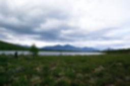 Балык-Кюель озеро