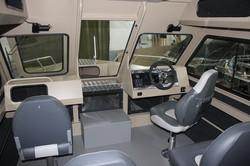 Алюминиевый катер ALDAN 8427-36
