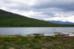 озеро Балык-Кюель