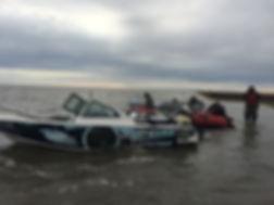 бар мелководья выход в Восточно Сибирское море