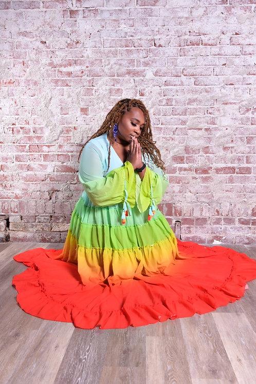 Taste The Rainbow Dress