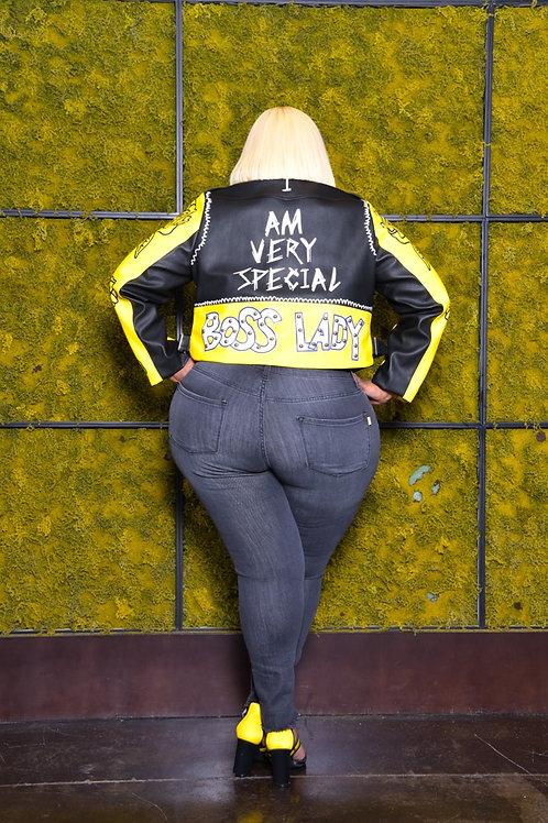 Boss Lady Moto Jacket