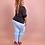 Thumbnail: Hasley Highwaist Skinny Jeans