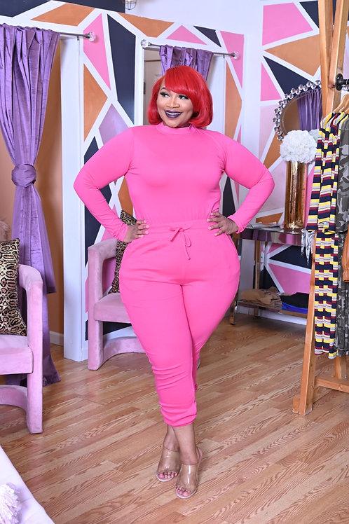 Oh! So Pink Sweet Sweat Set