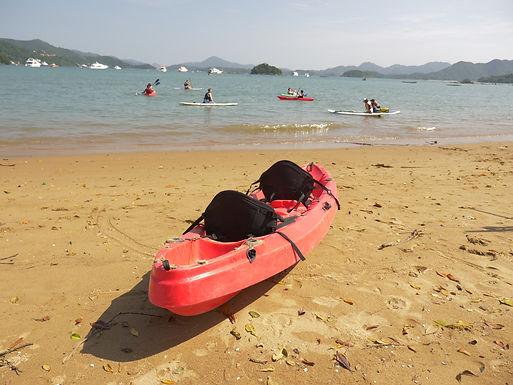 Go Kayaking at Sai Sha