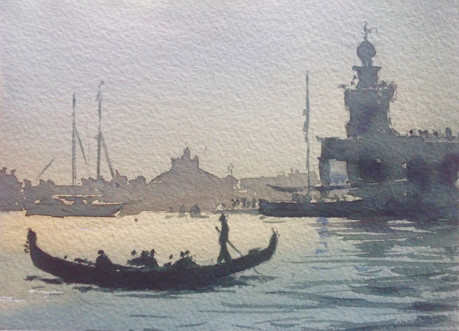 Dogana, Venice