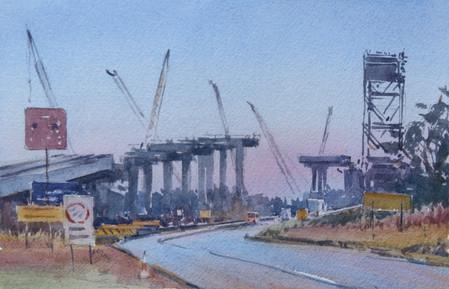 Harwood Bridges, End of Day
