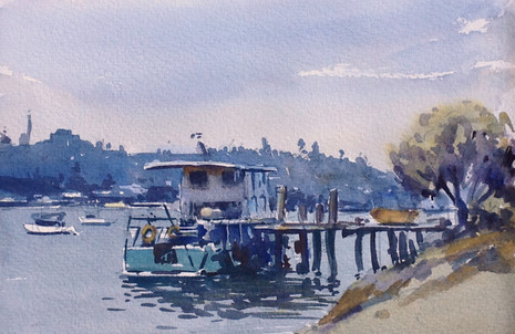 Work Boat, Yamba