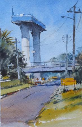 Harwood Bridge Monolith
