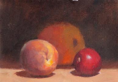 Warm Glow of Fruit