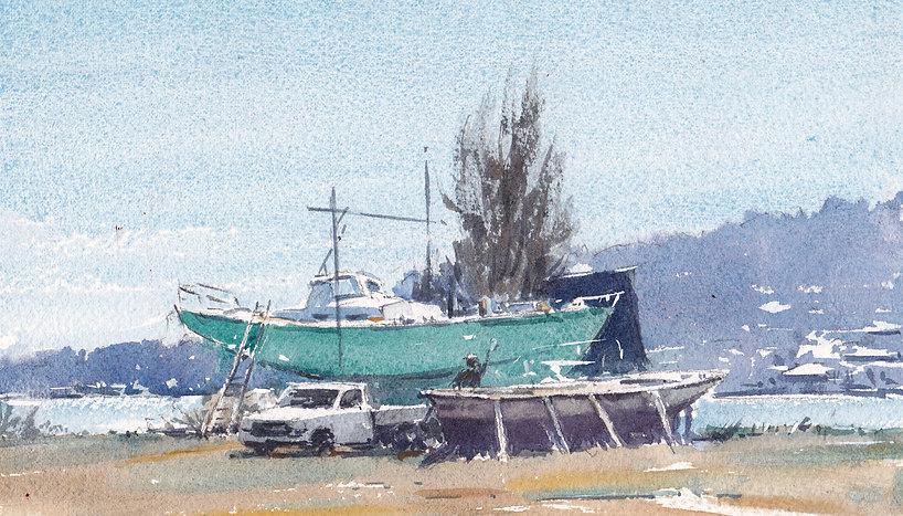 winter boat repair - Illarwill.jpeg
