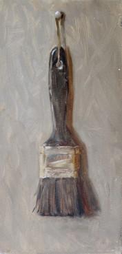 Painted Paintbrush