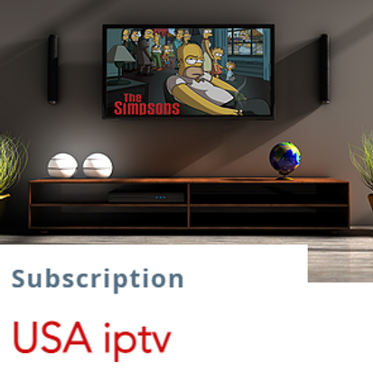 USA Iptv Subscription  $10/1month $28/3months  $50/6months
